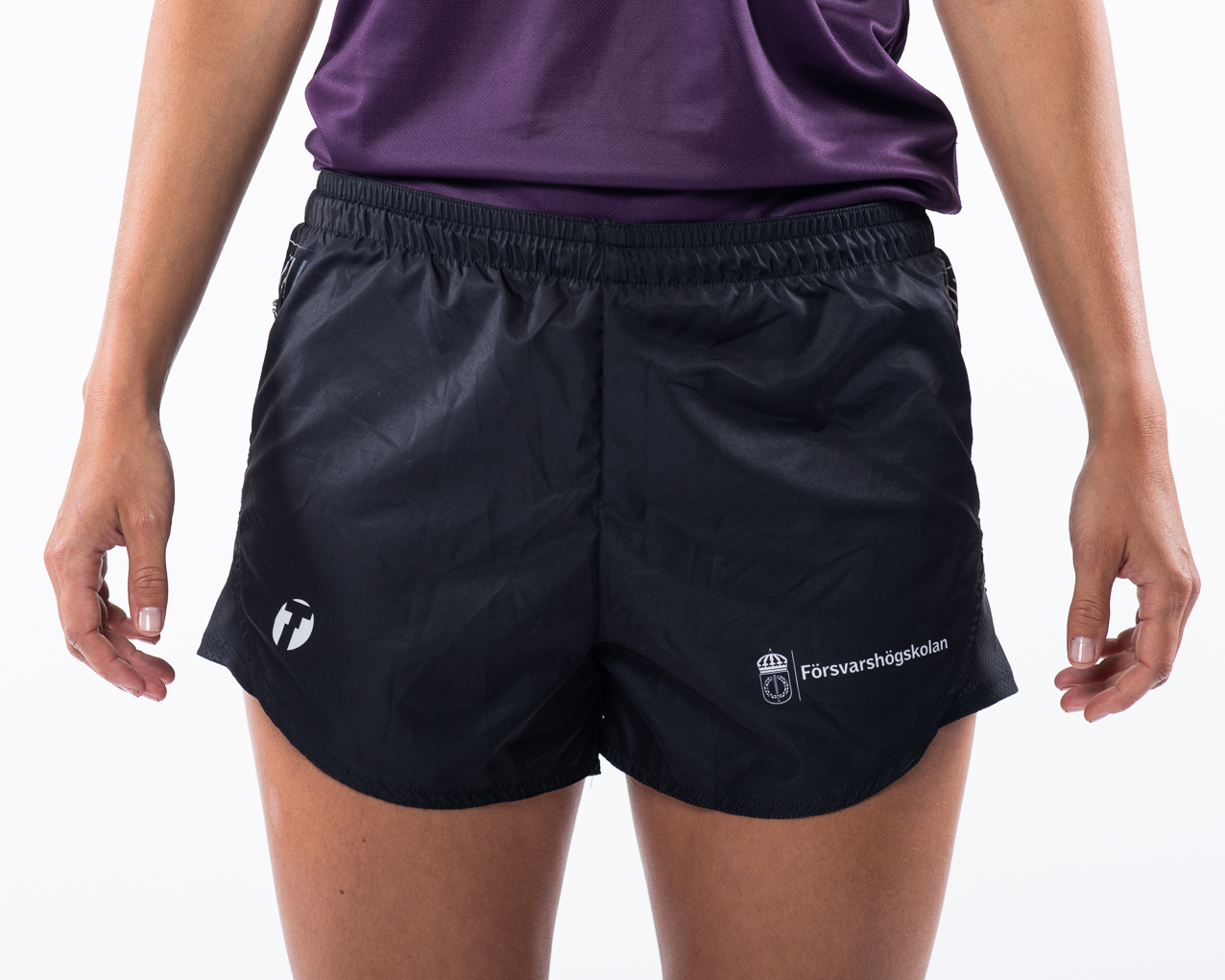 Women's shorts, front