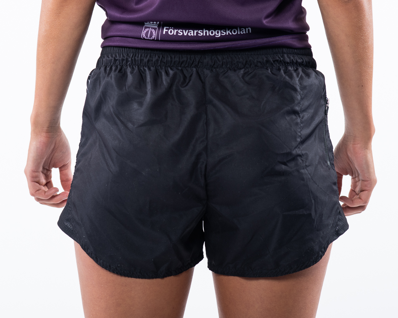 Women's shorts, back